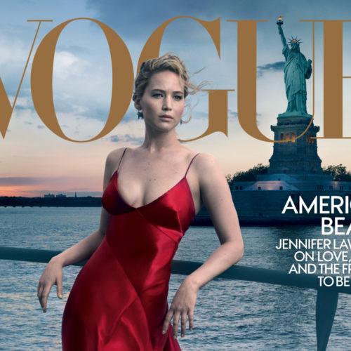 Jennifer Lawrence portada del September Issue de Vogue USA | EstiloMarqués