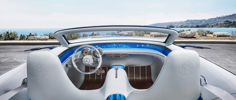 Mercedes MayBach 6 Convertible | EstiloMarqués