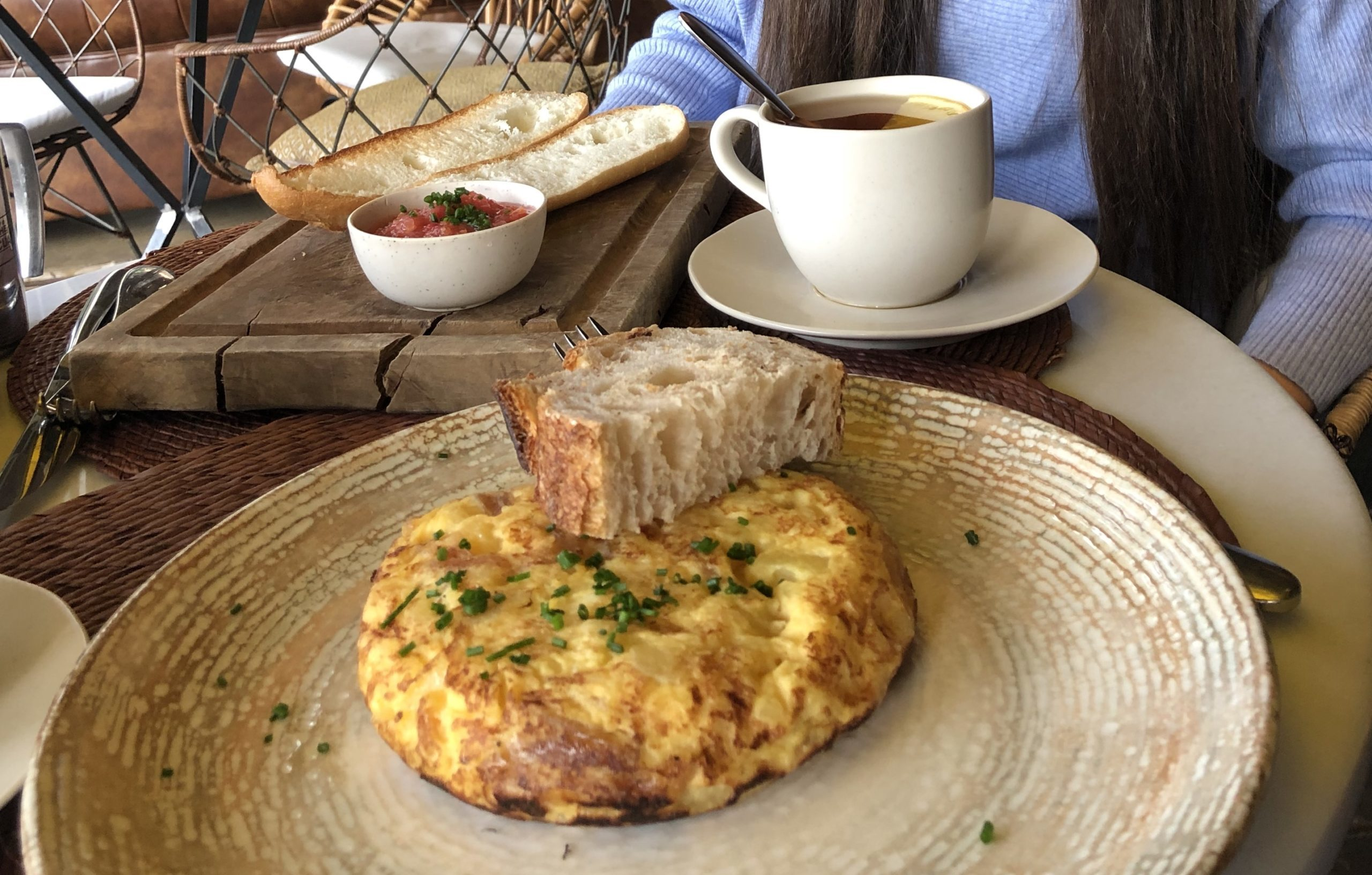 Desayuno Barbillon Oyster